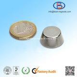 Magneten van de Macht van NdFeB van de Magneten van de Schijf van de stap de Sterke