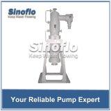 Non pompe de traitement chimique d'écran protecteur de circulation de pompe à moteur en boîte par joint