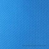Tela / fibra de poliéster / tejido de malla de punto