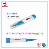 Thermomètre numérique précis pour la santé des bébés
