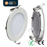Downlight LED Empotrables/Slim Panel LED lámpara con CE RoHS 3años de garantía