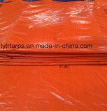 Feuille de finition de bâche de protection de PE, couverture de camion de bâche de protection de PE