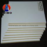 Tarjeta blanca de la hoja WPC de la espuma de WPC para la fabricación de cabina