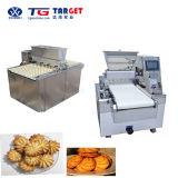 Depositante dei biscotti del forno di gas con la certificazione del Ce