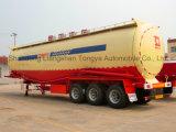 Réservoir de ciment en vrac de bonne qualité de l'exportation de la remorque au Pakistan