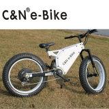 Bici gorda 3000W del neumático de 26 pulgadas con la transmisión de 7 velocidades