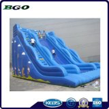 Inflables de PVC divertido Mickey Bouncer con la diapositiva