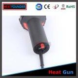 Heatfounder 230V 3400W 소형 열기 플라스틱 용접공
