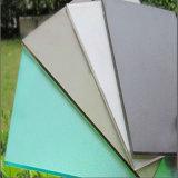 le solide en plastique de polycarbonate de 10mm Lexan lambrisse des feuilles de toiture de PC