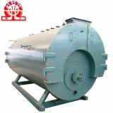 Caldera de vapor industrial del petróleo inútil del control automático para la industria textil