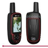 Coletor de dados Handheld dos soldados do navegador do GPS