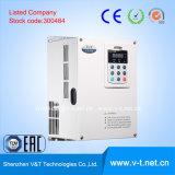 Mecanismo impulsor 45 de la CA del control de Vectol del funcionamiento de /High del inversor de la frecuencia de la variable de control de la toca del control de vector de V&T R&D/Manufactury V6-H/del control de la torque a 75kw - HD
