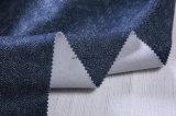 Burnout und Druck-Twill-Samt-Gewebe für Sofa und Möbel