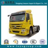 Caminhão do trator de HOWO 336~420HP 6X4/cabeça do trator