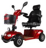 Препятствием для скутера скутер 4 управляемых колес