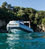 Do reforço luxuoso inflável do barco de Liya 19feet barco inflável rígido