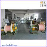 Chaîne de production d'extrudeuse de fil et de câble