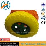 외바퀴 손수레 (16*4.80/4.00-8)를 위한 PU 거품 바퀴
