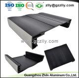 Uitdrijving van het Aluminium van ISO 9001 de Aangepaste Gesneden voor Auto AudioHeatsink