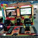 Motor de la FF gemelos en el interior de la redención de los juegos de arcade de equipos de Monedas