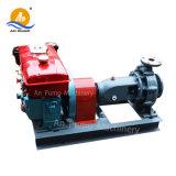 Pompe à eau diesel d'irrigation d'aspiration puissante centrifuge de fin pour l'irrigation