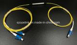 Tubo ottico dell'acciaio di Wdm DWDM del filtro dalla fibra
