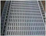 лист металла Srainless толщины 3mm стальной Perforated
