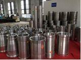 Cuvette/tambour coniques de cylindre de centrifugeuse de décanteur