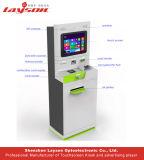 Écran tactile de commande de kiosque de paiement de machine/Bill de kiosque de paiement de service d'OEM 13.3/15.6/17/19/22/32/43self/de paiement en espèces lecteur de cartes