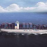 Frete do transporte da consolidação de LCL de Guangzhou a Singapore
