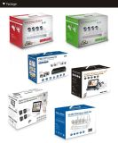 videocamera di sicurezza senza fili del CCTV del sistema di obbligazione domestica del IP dei kit di 1080P NVR WiFi