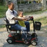 """Мобильность для скутера с двумя 8"""" электродвигателя ступицы колеса с маркировкой CE"""