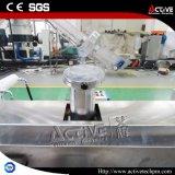 Appalottolatore di plastica dell'animale domestico di PS del PE dei pp per il granulatore dell'anello dell'acqua