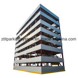7 طبقة [بكس] برج موقف نظامة