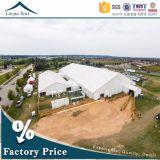 tiendas industriales de aluminio grandes de la estructura del almacenaje de la venta de la fábrica de los 30mx50m China