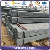 Barre d'angle en acier doux pour la construction de la barre plate / pont (A36)