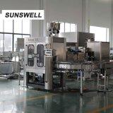 Lavage de Boissons produits laitiers le remplissage d'étanchéité de la machine 3-en-1
