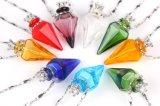 コルクの精油の吊り下げ式の多彩のJinshaのペンダントはのためのダイヤモンドの形を選択する