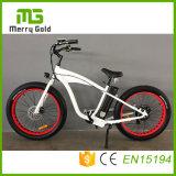 E-Bicicleta gorda da neve da bicicleta da montanha E de Ebikes MTB do pneu do Hummer 2.0 com 8 velocidades