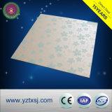 595*595mm décoration conceptions de la Vente chaude Fleur de plafond PVC Panneau au plafond