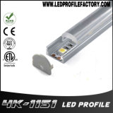 Suface Mounted LED Aluminum Profiles for LED Light Bar
