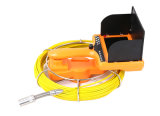 7 pulgadas de pantalla digital DVR-Tubo de alcantarillado/Consumo/Vídeo de la chimenea de la Cámara de inspección 7DH