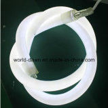 360 원형 LED 네온 코드 밧줄 빛 (SMD2835-120LEDs)