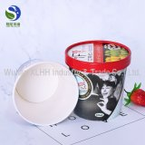 Copo de papel de gelado do fabricante dos copos de papel de China com tampas