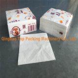 Máquinas de fabrico de tecido impresso automático guardanapo de papel a máquina