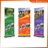 Banner Roll up AJUSTABLE L Banner Stand
