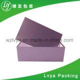 Caixa de cartão natural Eco-Friendly lisa pequena do papel de embalagem de Brown