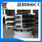 Peneira vibratória Circular de farinha de Tela Rotativa