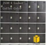 갱의실 - 품목 No. Js38-4를 위한 4개의 문 로커