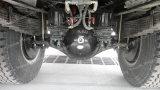 Sinotruk HOWO 4X2の頑丈な棒の貨物トラック
